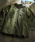 Johnbull  SOUVENIR  JACKET  ジャケット  OLIVE  Women's