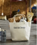 Chill  Out  Design  キャンバストートバッグM