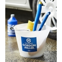 GORDON MILLER RUBBER BUCKET 8L (3Colors)(ゴードン ミラー ラバー バケツ 8L)