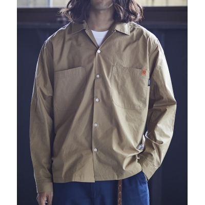 UNIVERSAL  OVERALL×JACK  &  MARIE  ワークシャツ  CO  Unisex