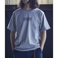 UNIVERSAL  OVERALL×JACK  &  MARIE  Tシャツ  GY  Unisex