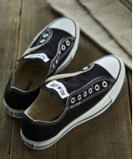 CONVERSE / ALL STAR SLIP III OX BLACK スニーカー