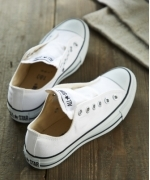 CONVERSE / ALL STAR SLIP III OX WHITE スニーカー