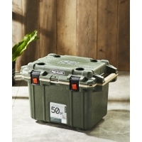PELICAN 50QT Elite Cooler (ペリカン 50QT エリート クーラー)(GREEN/TAN)(43L)(クー...