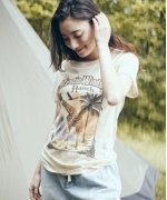 SPELL / Mistic Winds オーガニック  Tシャツ S Women's