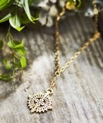 TEMPLE OF THE SUN ANKI NECKLACE (テンプル オブ ザ サン アンキ ネックレス)(GOLD)(ネックレス)