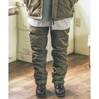 GRIP SWANY × GORDON MILLER FIREPROOF DOWN PANTS(2Colors)(グリップスワニー ゴード...