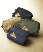 KELTY DICK TRAVEL POUCH(4Colors)(ケルティ ディックトラベルポーチ S)(ポーチ)