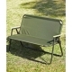 b.c.l Folding chair 2-seater(2Colors)(ビーシーエル フォールディングチェア 2-seat...