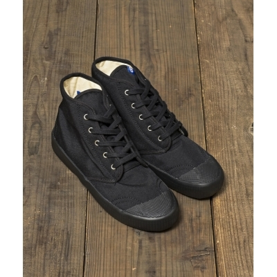 REPRODUCTION OF FOUND × GORDON MILLER USN Military trainer HI CORDURA(BLACK)(ミリタリートレーナー ハイカットコーデュラ)(Unisex)(スニーカー)