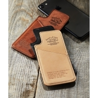 The Superior Labor × GORDON MILLER LEATHER iPhone POCKET for iPhone X (3colors)(...