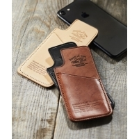 The Superior Labor × GORDON MILLER LEATHER iphone POCKET X (3colors)(シュペリオ...