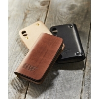 The Superior Labor × GORDON MILLER LEATHER iphoneCASE forX (3colors)(シュペリオ...