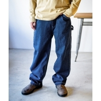 UNIVERSAL OVERALL Wide painter pants(2Colors)(ユニバーサルオーバーオール ワイド...