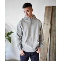 GORDON MILLER HEAVYWEIGHT SWEAT PARKA(3Colors)(ゴードン ミラー ヘビーウェイトス...