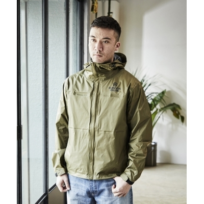 GORDON MILLER 2.5LAYER HARD SHELL JACKET(2Colors)(ゴードン ミラー 2.5レイヤーハードシェルジャケット)(Men's)(OLIVE DRAB、BLACK)
