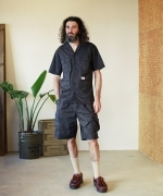 GORDON MILLER SHORT SLEEVE SURPLUS SHIRT(3Colors)(ゴードン ミラー半袖サープラスシャツ)(Men's/メンズ)(S/M/L)