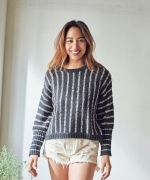BILLABONG SWEATER(2Colors)(ビラボン セーター)(Women's)(BLACK,SAM)(BA013-601)
