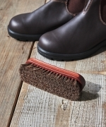 Collonil CORONIL HORSEHAIR BRUSH(2Colors)(コロニル コロニル馬毛ブラシ)(BROWN,BLACK)