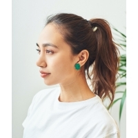 ELK STAVIK Earring(4Colors)(エルク STAVIKイヤリング)(NAVY,GREEN,RED,WHITE)(E0664...
