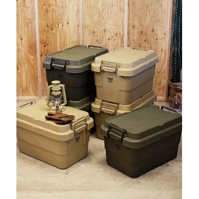 GORDON MILLER STACKING TRUNK CARGO 50L(2Colors)(ゴードンミラー スタッキング トランクカーゴ)(OLIVE DRAB,COYOTE)