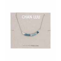 CHAN LUU NECKLACE(TURQ MIX)(チャンルー ネックレス)(Women's)(NSZ-12211)