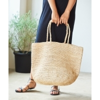 MADE IN MADA ALICE XXL BAG(2Colors)(メイドインマダ アリスXXLバッグ)(NATURAL,KHAKI)