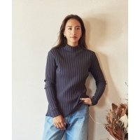 Marie Miller WIDE RIB TOPS(3Colors)(マリーミラー ワイドリブトップス)(Women's)(OF...