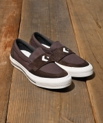 CONVERSE CS LOAFER SK(BROWN)(コンバース ローファー)(Unisex)(34200411)