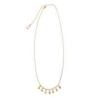 TEMPLE OF THE SUN RAINE NECKLACE(GOLD)(テンプルオブザサン ネックレス)(Women's)(T...