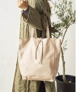 MARLON FIRENZE SHOPPER BAG(2Colors)(マーロンフィレンツェ ショッパーバッグ)(Women's)(CIPRIA,NERO)(BS0001)