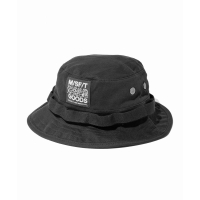 M/SF/T HARD GOODS BOONIE HAT(BLACK)(ミスフィット ハット)(Men's)(MT701012)