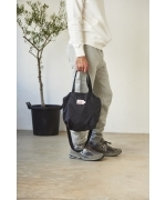 Battenwear Mini Packable Tote(3Colors)(バテンウエア ミニパッカブルトート)(Men's)(BLACK×BLACK,PURPLE×BLACK,TAN×BLACK)(SS20609)