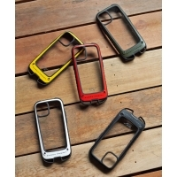 ROOT CO. [iPhone 12mini専用]GRAVITY Shock Resist Case +Hold.(5Colors)(ルート ア...