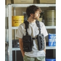 GORDON MILLER CORDURA BALLISTIC VEST BAG(BLACK)(ゴードンミラー コーデュラ ベスト...
