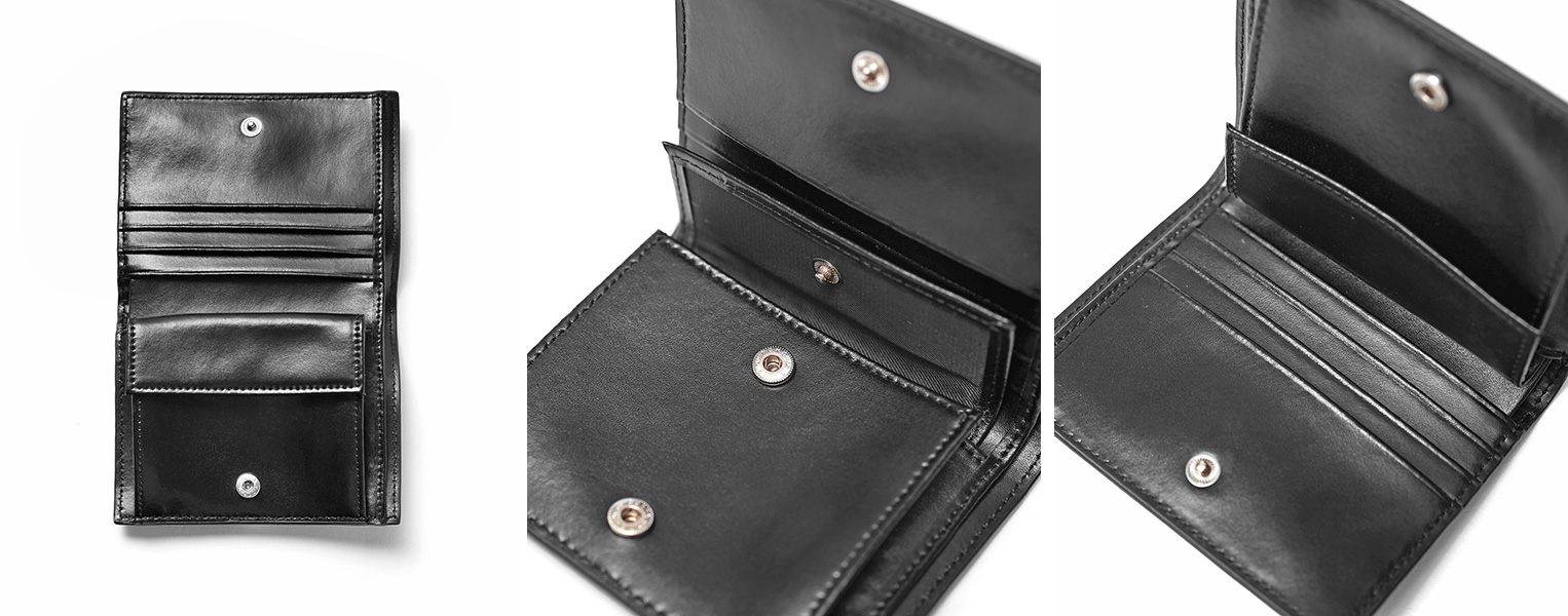 YAHKI YH-349 YH-349 SMALL LEATHER GOODS WALLET 財布