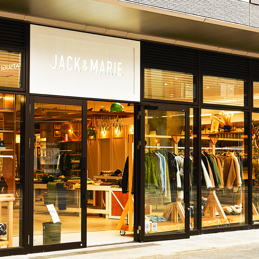 JACK & MARIE グランベリーパーク,南町田